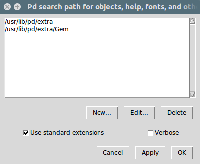 Pd search path for objects, help, fonts, and other files_002